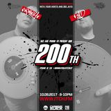 DJ Philly & 210 Presents Trackside Burners Radio Show 200