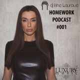 Irina Lavrova - HOMEWORK PODCAST #001