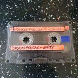 Saxon Studio & Unity with Frankie Paul live