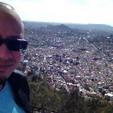 Yaxkin Retrodisko @ JUANA VIP Zacatecas 21/12/12 pt 01