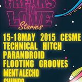 Warg b2b Oriah @ Freaks in Love Stories Festival / 16.05.2015