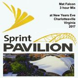 Mat Falcon @ Sprint Pavilion New Years Eve Charlottesville Virginia 2017 for www.LaserLightShow.ORG