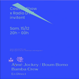 AIMÉ JOCKEY - BAMBA CREW / Cosmic Show / 15 décembre 2018