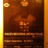 Pablo Valentino DJ Set @ Troop - Kobe (Japan Tour 2013) 21-09-2013