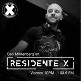 Residente X - La X 103.9 fm