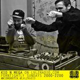 KID N MEGA SHOW   007   13.3.16   @KIDROBOTIK @LVLZRADIO
