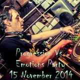 Mario Corleone - Progression VS Emotions Party 15 November 2014 - GROOVY TRAX N°12 -