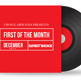 First of The Month (December 2017)