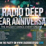 DJ Razvi S - Radio Deep 5 Year Anniversary - 01.12.2015