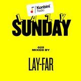 Lay-Far At The Controls - Konbini Radio, Lazy Sunday Mix