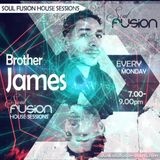 Brother James Soul Fusion House Session Episode 068 (Post Soul Fusion Gathering Vibes!!)