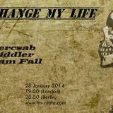 Fiddler - Guest @ Change My Life On Tm Radio [28/01/2014]: