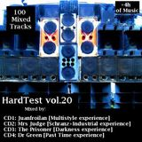 CD4-VA-HardTest vol.20 mixed by Dr Green [Past Time experience]