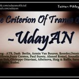 UdayAN Pres. The Criterion Of Trance 008