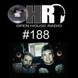 Open House Radio Program #188