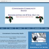 Connemara Community Radio - Lift The Latch with Helen King & Michael O'Neill - 21st December '11