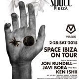 SPACE IBIZA ON TOUR @ VISION D-Lounge All Night DJ Set 28.Feb 2015