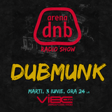 Arena dnb radio show - vibe fm - mixed by DUBMUNK - June 3rd 2014