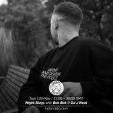 Night Slugs w/ Bok Bok, DJ J Heat & Uniiqu3 - 12th November 2017