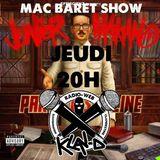 Mac Baret Show #20 - Junior présente Party Discipline