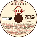 Dustee & Push - Vintage Mix Vol 4. 11.01.2014