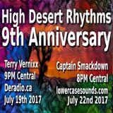 High Desert Rhythms Episode 88 - 9th Anniversary Show