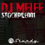 "DJ Melee ""Stockpile001"" (Jan. 2012)"