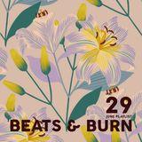 Beats & Burn Vol. 29 - June Playlist
