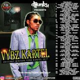 DJJUNKY PRESENTS - VYBZ KARTEL GAZANATION MIXTAPE 2K17
