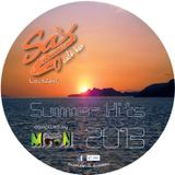 SAX SUMMER HITS 2013