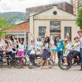 Entrevista a Clara Arango, de Mujeres en Bici Enamoran (Medellín, Colombia)