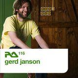 RA.116 Gerd Janson