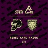 THE PARTYSQUAD PRESENTS - REBEL YARD RADIO 022