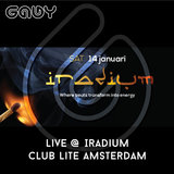 G.A.B.Y | live @ Iradium | 14/01/2017 Amsterdam