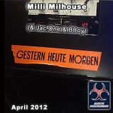 Milli Milhouse - Gesternheutemorgen. Yesterdaytodaytomorrow (GENETIC UNDERGROUND) (April 2012)