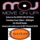 The MOVE ON UP Show - Tony Rodriguez Solar Radio 06.01.15