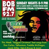 "Stay Positive Sounds ep. 31: ""Reggae Christmas"" (part 1)"