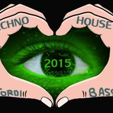 Dj JordiBass @ 2015 New year with Techno House