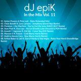 dJ epiK - In the Mix. Vol. 11