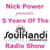 Nick Power - Soul Kandi Radio Show 5th Birthday Funkyness 30th March 2013
