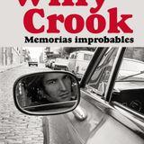 """Dale! - Willy Crook presentó su libro """"Memorias Improbables"""""""