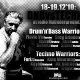 DNBvsTECHNO ROUND1 @ MyUnderground.pl Radio (19.12'10)