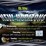 DJ Shy Presents New Horizons 030