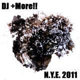DJ +More!! - Make Love Tonight (NYE 2011 Mix)