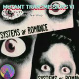 MTR Broken Wing Sessions: Systems of Romance // Frankie Teardrop PART II Rare Synth Post-Punk Wave