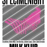 David Armada - Specimenight 25.02.2012 @ Milk Klub
