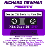 Lovin' It! Back to the 80's Mix Tape 18