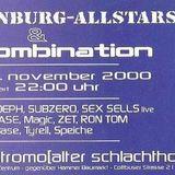 DJ Icon @ Brandenburg-Allstars & Recombination Nostromo Görlitz - 11.11.2000