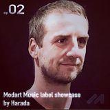 Modart Label Showcase Episode 02 mixed by Harada