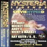 Jumpin Jack Frost (2) Hysteria 'Legends Vol 1' 1996